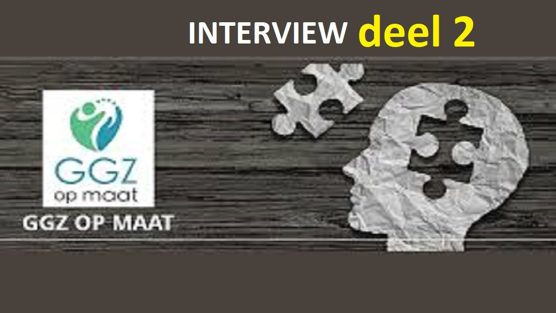 Interview 2 GGZopmaat