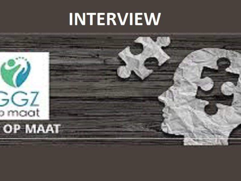 Interview GGZopmaat