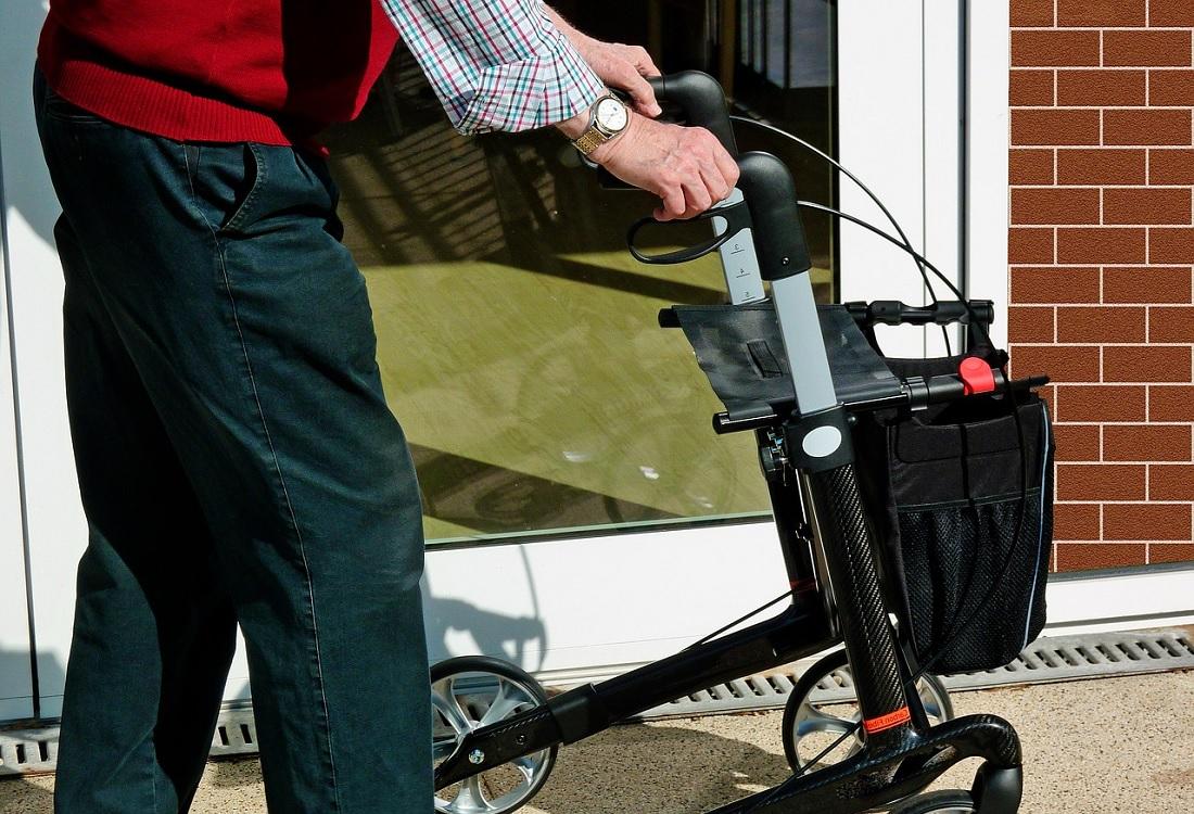 Thuis bewegen voor ouderen en mindervaliden