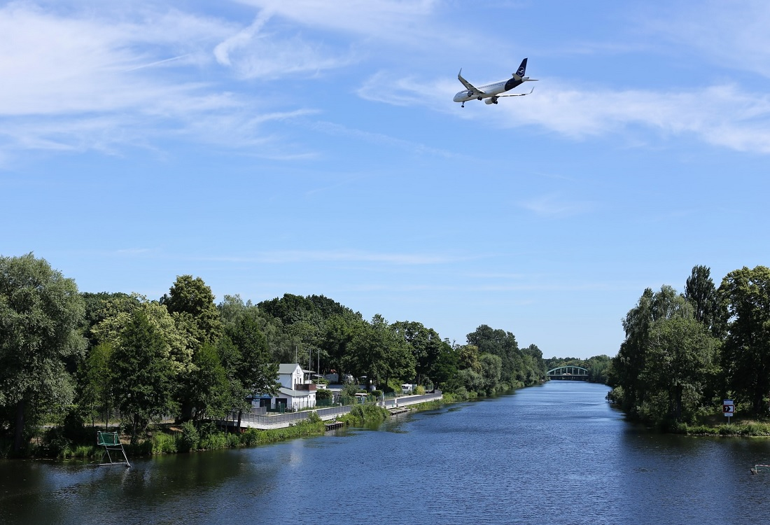 Geluidshinder van vliegtuigen en de stilte van corona