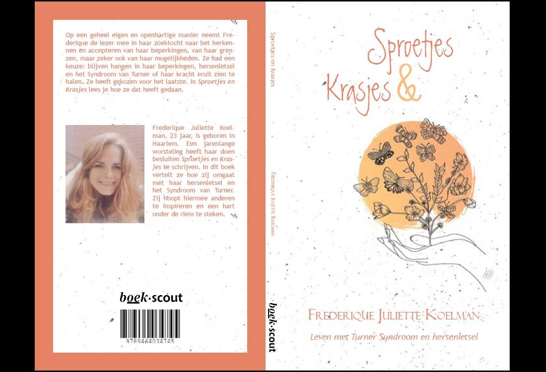 Autobiografie over het leven met Turner Syndroom en hersenletsel