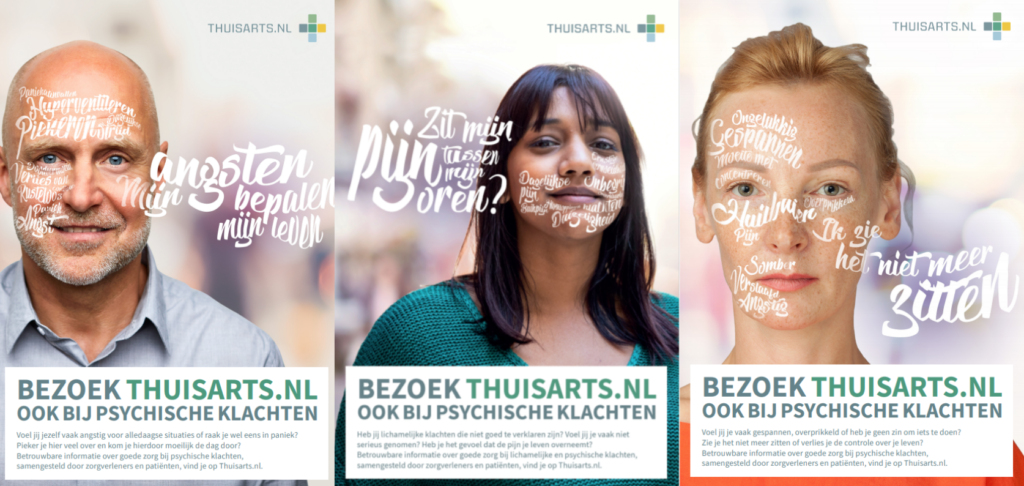 Posters Thuisarts.nl
