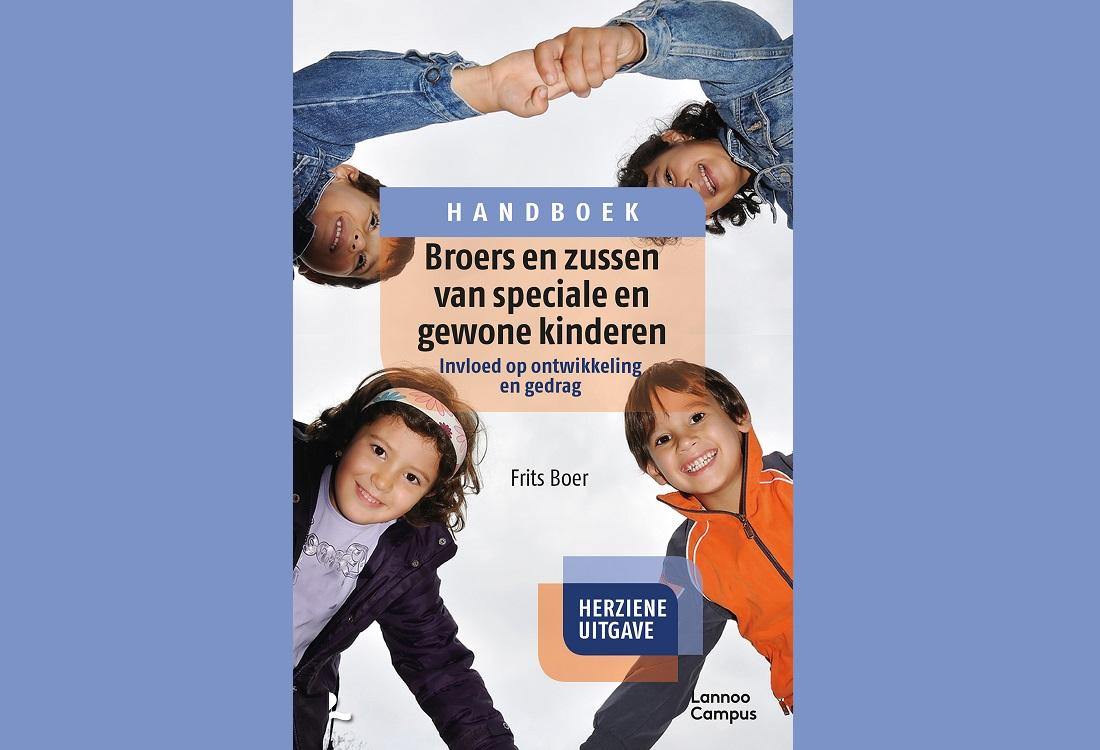 Handboek broers en zussen: over hun relatie, ontwikkeling en gedrag