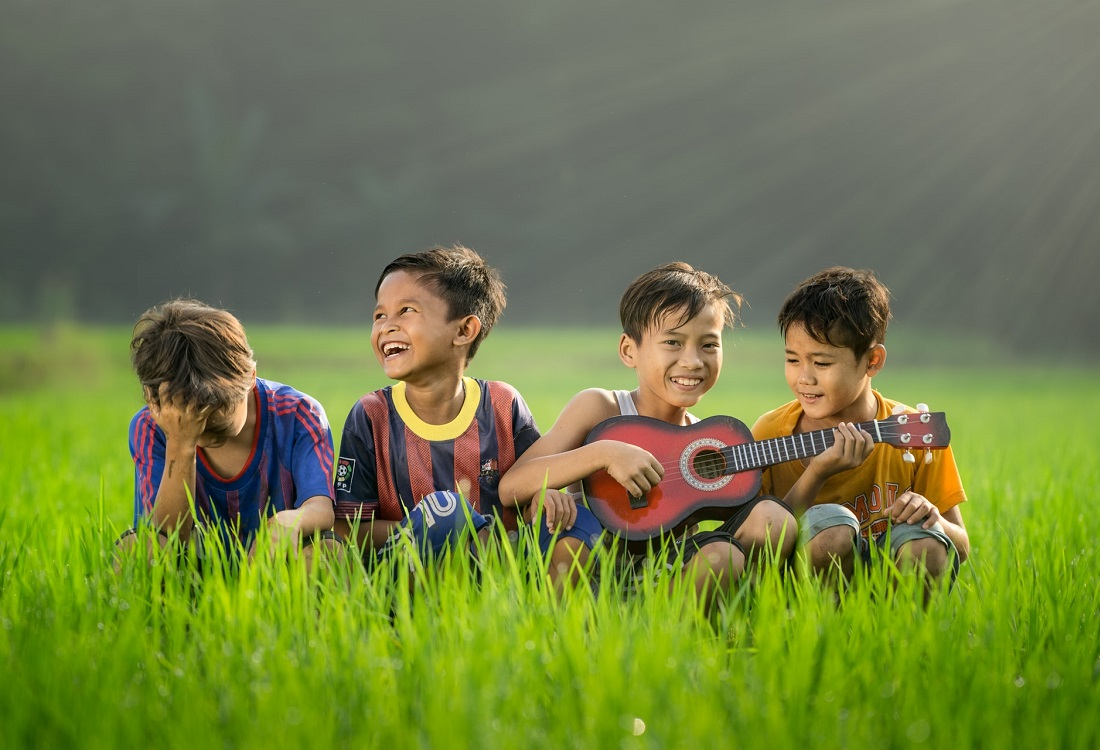 Zorg voor minder stress en meer muziek en beweging op school